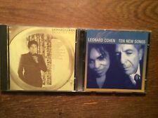 Leonard Cohen [2 CD Alben] Ten New Songs + Greatest Hits