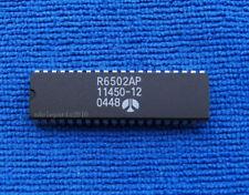 5pcs R6502AP R6502 Rockwell CPU 6502 IC CHIP DIP-40