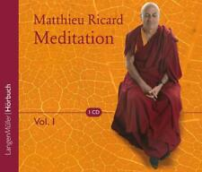 Matthieu Ricard - Meditation, Vol. 1