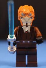LEGO® brick STAR WARS™ 7676 PLO KOON™ Minifigure + Trans-Blue Lightsaber