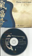 Fun Factory TONI COTTURA Fly 4TRX RADIO & INSTRUMENTAL & TV CD Single Smooth T