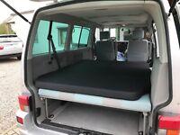 VW t5 t6 colchón Multivan multiflexboard 8x148x185 sueño tirada