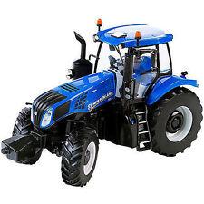 New Holland Diecast Tractors