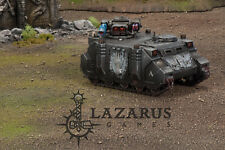 Warhammer 40K Iron Hands Space Marine - Razorback w/ Forgeworld Turret & upgrade