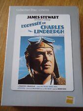 DVD * L'odyssee de Charles Lindbergh * JAMES STEWART FNAC Cinéma collection RARE