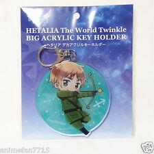 Hetalia The World Twinkle - England - Big Acrylic Keyholder