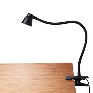 CeSunlight Clamp Desk Lamp, Clip on Reading Light, 3000-6500K Adjustable Color 6