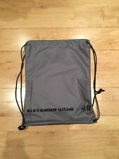 Alexander Wang H&M VIP Promo Drawstring Bag