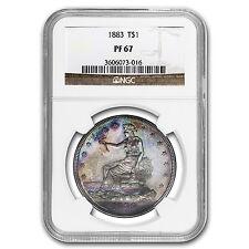 1883 Trade Dollar PF-67 NGC - SKU #91833