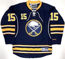JACK EICHEL BUFFALO SABRES REEBOK PREMIER HOME JERSEY NEW WITH TAGS