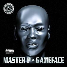 Game Face [PA] by Master P NEW SEALED CD