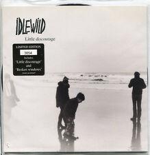 "Idlewild ""Little Discourage"" - 1999 NM Limited 7"" Pressed in E.U. w/ Ps"