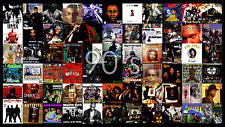 Music Videos of Hip-Hop Oldschool Hits Part 1, 2 & 3 (18 DVD's) 515 Music Videos