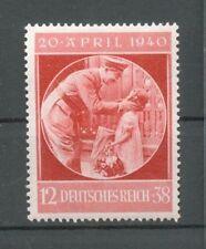 DR-3.Reich 744 LUXUS**POSTFRISCH 16EUR (69732