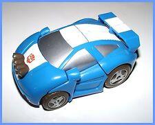 Playskool Transformes / Go-Bots _ Aero-Bot II / Race Car  _ **Must See**