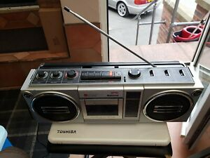 National RX- 4935 Stereo Radio Cassette Recorder