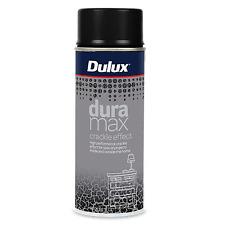 Dulux Duramax 300g Crackle Black - Spray Paint