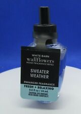 Bath & Body Works~Sweater Weather Enhanced Fragrance Fragrance Refill
