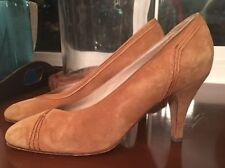 Vintage GUCCI Shoes Womens 36 Or 5 Pumps Heels!!