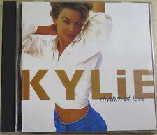 KYLIE MINOGUE - RHYTHM OF LOVE (AUSTRALIAN CD)