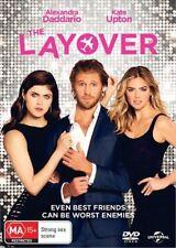 The Layover (DVD, 2018) Ex rental