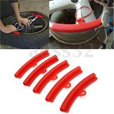 5pcs Pneu Roue Tire Jante De Protecteur Rim Guard moto vélo Auto Change Outil