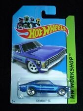 Chevrolet Hot Wheels First Editions Diecast Vehicles