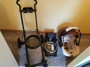 Orbit Baby G3 stroller Travel System and infant car seat used