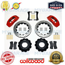 Wilwood TC6R Big Truck Front Brake Kit 1999-Up GM Truck / SUV 1500 # 140-8992-DR