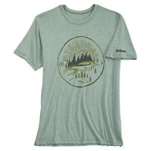 Subaru Discover Tee Shirt Impreza Sti T Official WRX Forester Outback Ascent new