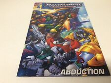 TRANSFORMERS UNIVERSE ABDUCTION #1 (3H PRODUCTIONS/2003/FIRST PRINT/0618266)