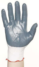 Showa Best 4550-07 Zorb-It Nitrile Palm Coated Work Glove Size 7 In Stock!!