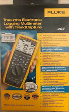 Fluke 287 True-RMS Logging Multimeter  -  New in Box   - MSRP 575