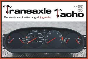 Porsche 944 / 968 / Kombiinstrument / Tacho Reparatur KM Zähler + Bonusleistung!