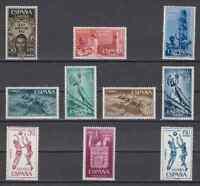 SAHARA - AÑO 1965 NUEVO COMPLETO MNH SPAIN - EDIFIL 239/48