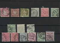 Germany Wurttemberg Used Stamps ref R17109