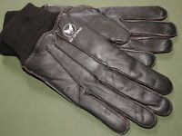 US Army AAF WW2 PILOT STYLE COCKPIT A-10 GOATSKIN LEATHER FLIGHT GLOVES MINT NWT