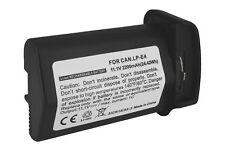 Batería LP-E4 LPE4 para Canon EOS 1D C, 1D Mark III, 1D Mark IV, 1Ds Mark III