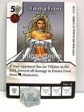 Marvel Dice Masters - #041 Emma Frost Archvillain - The Uncanny X-Men