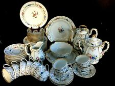 Antique porcelain coffee set OLD LIMOGES