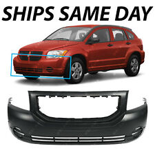 NEW Primered - Front Bumper Cover Fascia for 2007-2012 Dodge Caliber 5183407AE