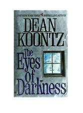 The Eyes Of Darkness 1981 novel By Dean Koontz Virus Outbreak (P.D.F)