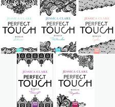 Perfect Touch Serie Jessica Clare Ungestüm Intensiv Ergeben Untrennbar Vereinigt