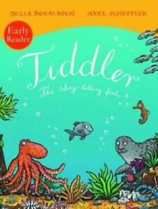 NEW Tiddler Early Reader By Julia Donaldson Paperback Free Shipping
