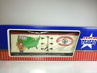Rare USA Trains G Scale 21st National Garden Railway Convention Car 2005 in Box