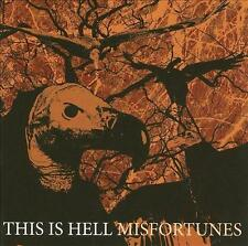 THIS IS HELL - Misfortunes (CD 2008) USA Import MINT Post-Hardcore