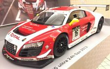 Audi collection 1/18 Audi R8 LMS ultra 24h SPA 2012 resin model