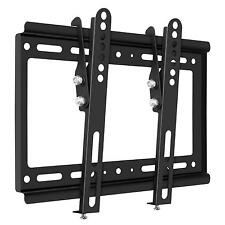 Soporte de pared para TV LED plasma LCD inclinable basculante 14 22 32 40 42 pulgadas televisor
