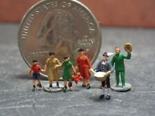 Assorted People Family Set Drummer Boy N Scale 1:160 Railroad Figures F60