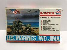 US Marines Iwo Jima ESCI Model Kit 1/72 scale No. 8548